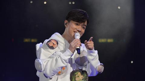 【張敬軒演唱會2020】聯乘香港中樂團成為今年紅館開騷第一人 張敬軒騷前化身紅館姐姐教防疫