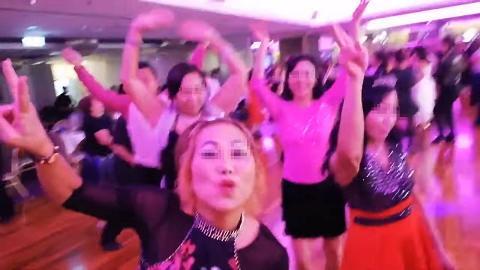 【新冠肺炎】美孚君好宴會廳熱舞片段流出 多人冇戴口罩 45歲女患者曾到訪 恐釀新群組