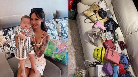 25歲港女網紅遭3名持刀漢入門打劫 6個月大兒子被毆打 千萬財物被擄走 懸紅200萬緝匪