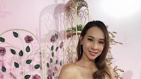《東張西望》女神李旻芳性感大解放曬事業線 老公親自操刀拍攝索爆內衣照獲貼堂