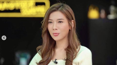 前TVB新聞小花梁凱寧公開童年絕密照 網民大讚靚到驚為天人:好似混血兒