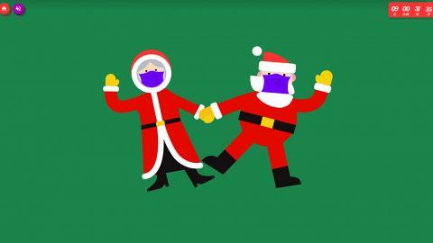 【聖誕2020】Google聖誕老人追蹤器27款小遊戲登場!聖誕動畫/線上雪球大戰感受聖誕氣氛
