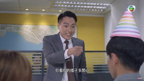 【香港愛情故事】林景程演地產經紀道盡港人買樓心酸 喜劇功力爆發講金句如棟篤笑獲激讚