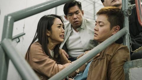 【踩過界II】星二代姜麗文不靠秦沛父蔭 入行10年成功轉型獲提名最佳女配角