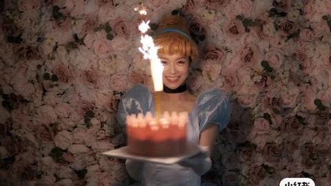 32歲Janice Man慶祝生日大玩cosplay 灰姑娘造型獲網民讚神還原堪稱史上最美