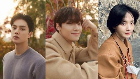 韓媒票選2021年有望爆紅韓國男女演員 《Sweet Home》宋江、李到晛、朴珪瑛、高允貞5大演員上榜