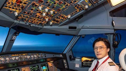 【衝上雲霄大選】飛機上與周柏豪聊天遭高層照肺 前機師李傑志被警告:CEO的朋友舉報投訴我