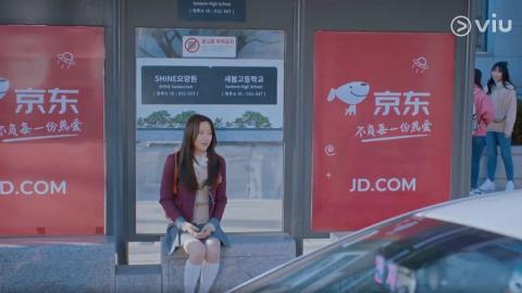 【女神降臨】韓劇現海量植入式內地廣告惹熱議 激嬲韓國網民:以為係睇大陸劇