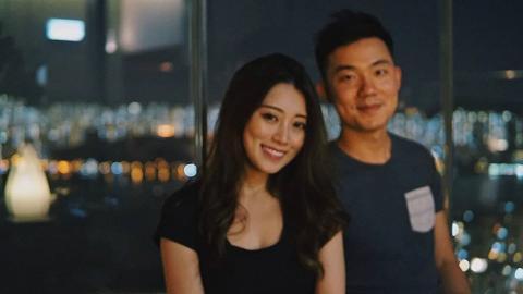 馮盈盈醫生舊愛未婚妻3年前曾報TVB藝員班 新歡曾任職空姐舊照曝光被指樣貌差別大