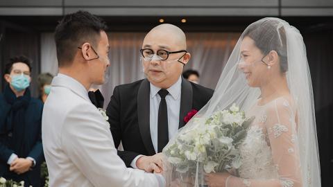 39歲朱慧敏嫁養和心臟科名醫陳良貴 丈夫豪送百萬藍籌股及豪宅作聘禮