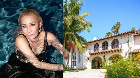 【璀璨帝國Bling Empire】Anna Shay46億富婆出售過億豪宅 9000尺別墅擁近百年歷史超豪華似城堡