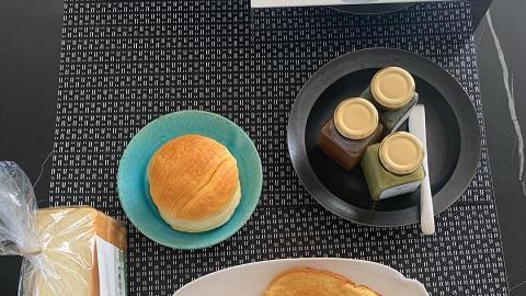 張敬軒「工人遮遮」炮製碳水放題「早晨全包宴」 早餐KOL變碳水教父:食埋應該唔駛開抽濕