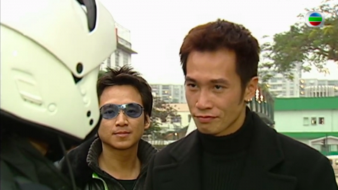 【陀槍師姐2021】陳豪20年後回歸變飛虎隊總督察 原來第三輯演過社團大佬連環殺人