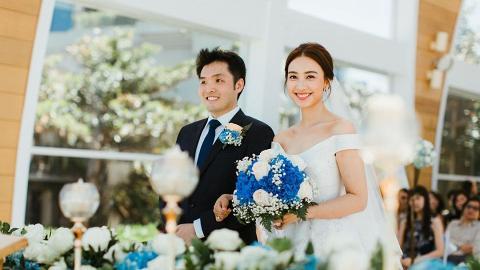 朱千雪自爆入行8年都冇人追 為老公婚後拍劇拒絕與男演員拍吻戲