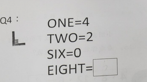 台灣小六數學功課意外考起大學生 6條題目被指燒腦高難度令網民懷疑智商