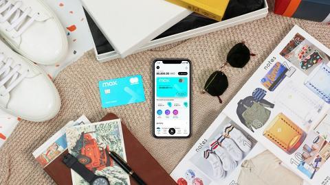 後生仔必備「理財神器」虛擬銀行Mox    一App搞掂消費+理財+儲蓄
