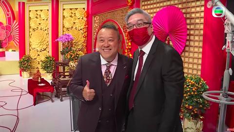 TVB再有人事變動!星夢娛樂行政總裁何哲圖月底離職 曾志偉接管音樂業務 余詠珊被調職