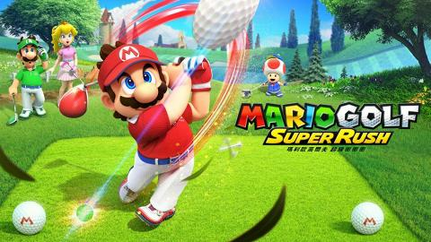 【Switch遊戲】《瑪利歐高爾夫 超級衝衝衝》6月推出 手制變球桿打Golf支援4人派對混戰