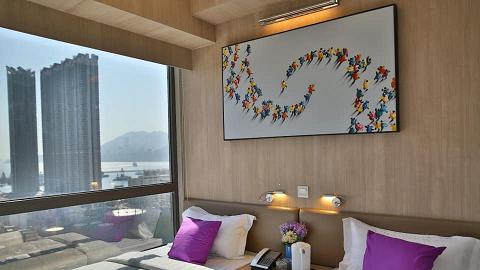 政府擬租800間酒店房作過渡性房屋  首批房間120至240呎 料6月前入伙 即睇申請資格/酒店內貌