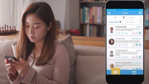3大手機醫療App幫你足不出戶睇醫生 整合14個醫管局app/健康評測資訊