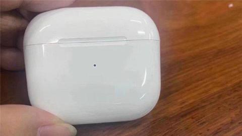 【AirPods 3】Apple AirPods 3傳設計真身首度曝光 3月底蘋果發佈會有望現身