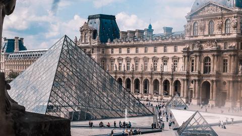 法國羅浮宮博物館線上免費睇 睇盡48萬件館藏互動地圖行展館