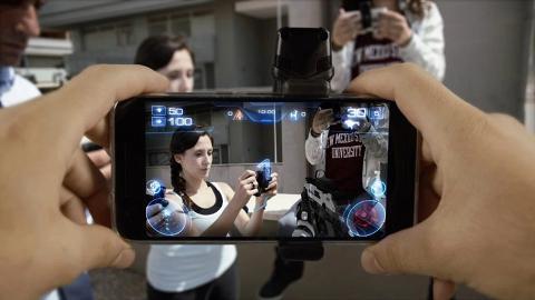 【手遊】不只Pokemon Go!5款手機AR免費遊戲 全球首款擴增實境射擊/據點爭奪Game