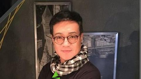 63歲TVB綠葉王魯振順驚爆婚訊 重遇41年前女同學擦出愛火花共譜黃昏戀