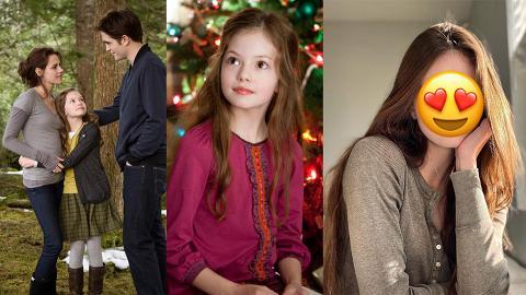 【吸血新世紀】Bella女兒Mackenzie Foy大個女!20歲近照曝光小女孩蛻變空靈氣質美女