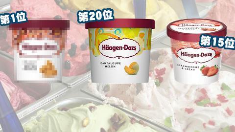 【雪糕卡路里】盤點22款Häagen-Dazs雪糕卡路里一覽 最高卡一杯迷你裝等於1.3碗白飯!