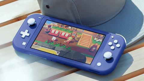 任天堂Switch Lite推全新藍色款5月發售!即睇售價+預訂詳情