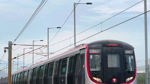 港鐵公佈屯馬線最後測試日期 5月2日部分路線頭班車延遲兩小時