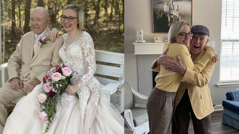 19歲女護士嫁89歲失智老翁譜忘年戀高調放閃 結婚後暴露真面目倒數做寡婦嘲笑丈夫
