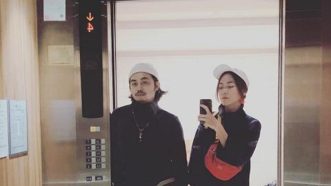 38歲蔣雅文IG貼婚紗獨照 宣布與台灣老公離婚結束7年情