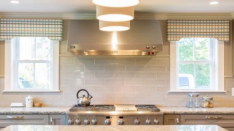 開放式廚房一定唔可以用明火煮食? 3大裝修前必睇開放式廚房常見誤解