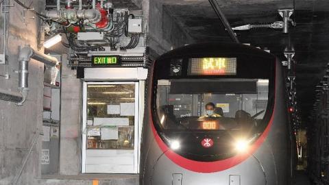 【屯馬線】 通車前測試西鐵線屯馬線5月2日首班車延遲  港鐵特別交通安排設10條免費接駁巴士