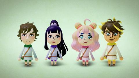 【迷托邦】Switch冒險RPG遊戲《Miitopia》玩法介紹!全新假髮、化妝設定功能自訂角色+NPC樣貌