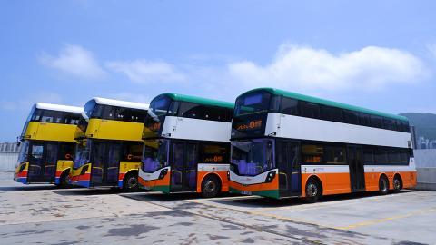 新巴城巴5月9日支援QR Code二維碼付費電子支付系統 超過300條巴士線用到!使用方法+3大注意事項