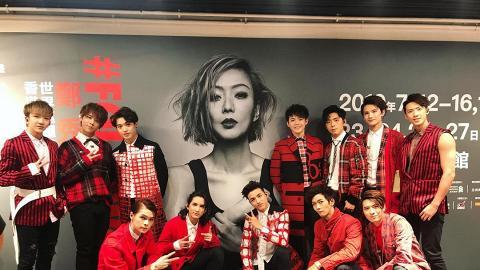 【MIRROR演唱會2021】12子翻唱鄭秀文歌曲 Sammi勁感動:十二人有十二倍的爆發力