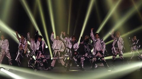 【MIRROR演唱會2021】MIRROR演唱會尾場12子繼續唱爆九展