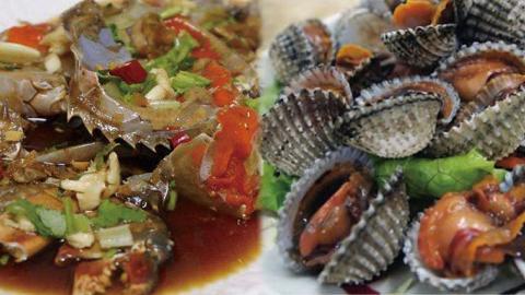 【食用安全】旺角食醃生蟹/螄蚶5人屙嘔中毒 街市海鮮或含寄生蟲切忌隨便生吞