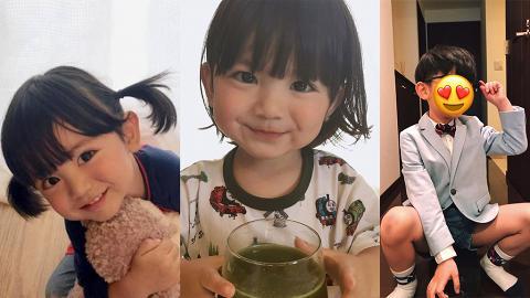 日本Instagram爆紅大眼萌妹真身竟然係男仔 轉眼6歲剪短髮變小帥哥 粉絲震驚:求出道