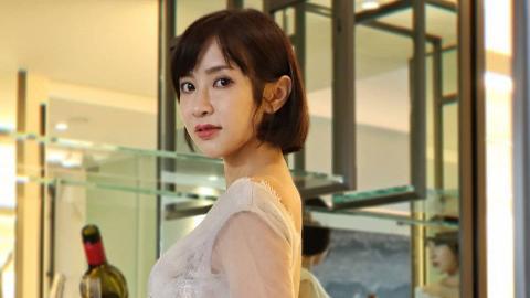 《東張西望》女神9年前入行照片曝光 回顧33歲利穎怡進化史靠3招愈變愈靚