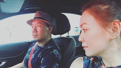 田蕊妮與杜汶澤結婚16年歷盡高低起跌 以麻辣鴨血形容婚姻:好刺激,中途會想放棄