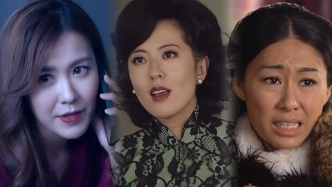 盤點6個演配角出色過擔正女一的花旦 劉佩玥一改戲路演復仇女成焦點 有兩位視后都係「配角相」