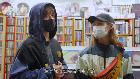 【調教你MIRROR】22歲姜濤與21歲Tiger承認在隊內毫不熟絡 試過一個月不多過10句對話關係生疏