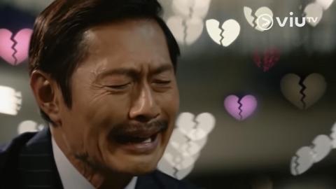 【大叔的愛】黃德斌慘食檸檬被Edan拒絕接受 大叔求愛失敗跪地痛哭 網民睇到心都碎晒