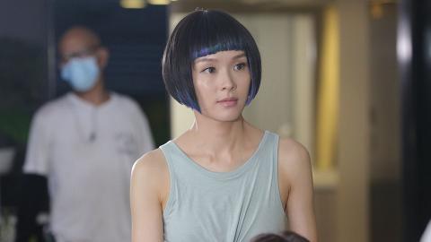 李佳芯終獲TVB解凍推新劇救亡 播重頭劇《智能愛人》挽回《刑偵日記》插水收視