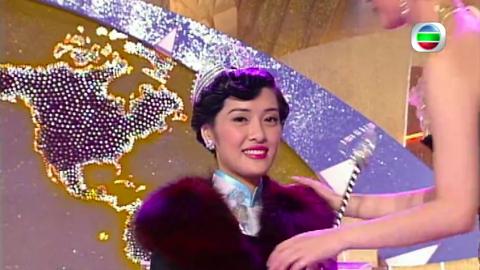 【香港小姐2021】回顧8位歷屆港姐導師參選青澀模樣!向海嵐23年前大熱奪四料冠 張嘉兒一鳴驚人