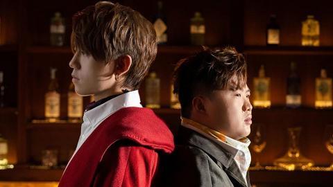 姜濤、肥仔新歌《特務肥姜2.0》 兩師徒壓軸出擊 MIRROR與ERROR成員破天荒首次聯手出合唱新歌